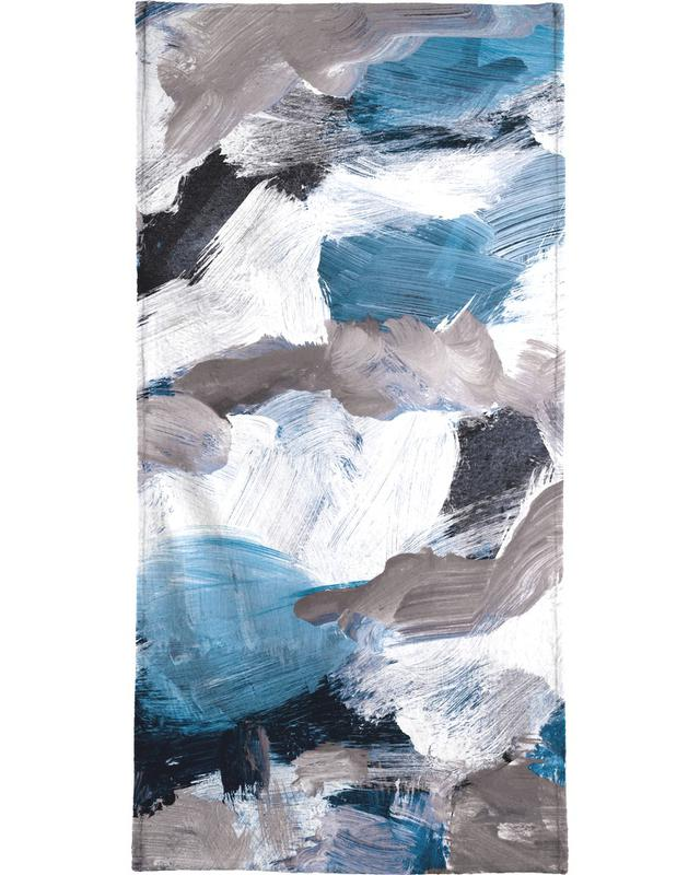 Abstract Painting VI Beach Towel