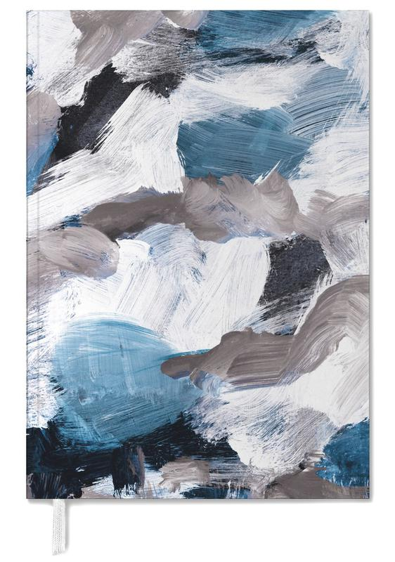 Abstract Painting VI Personal Planner