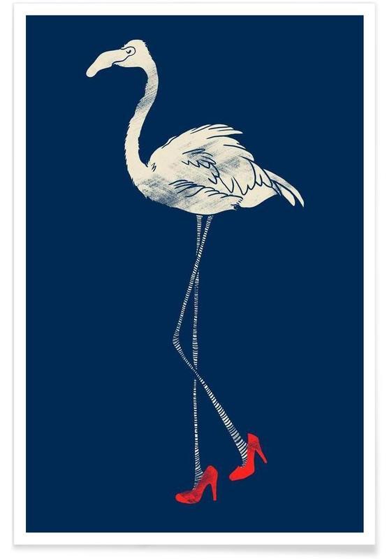 Flamingos, I'm Fabulous -Poster