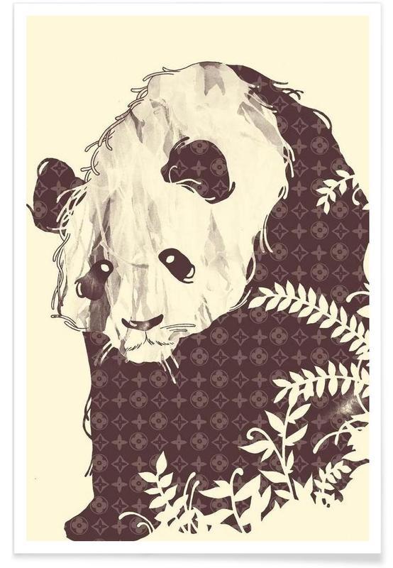 New Brand Panda Poster