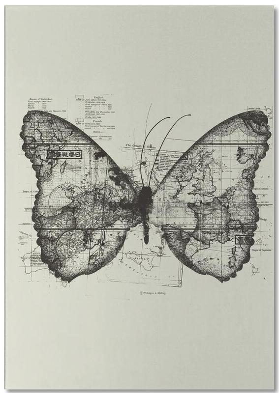 Butterfly effect Notepad