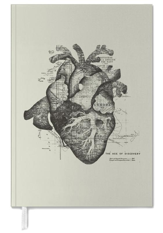 Restless heart Personal Planner