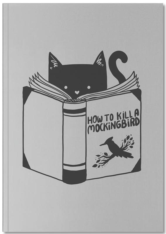 How to kill a mockingbird Notebook