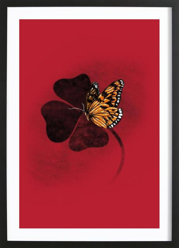 By Chance Framed Print