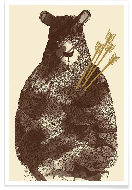 Bears, In Love Poster