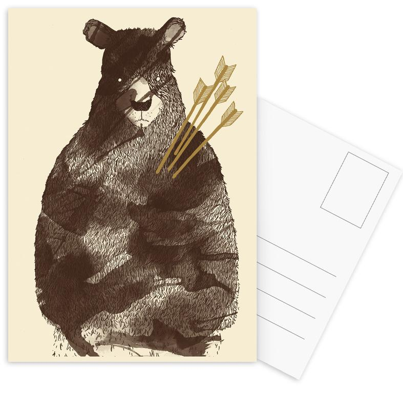 Ours, In Love cartes postales