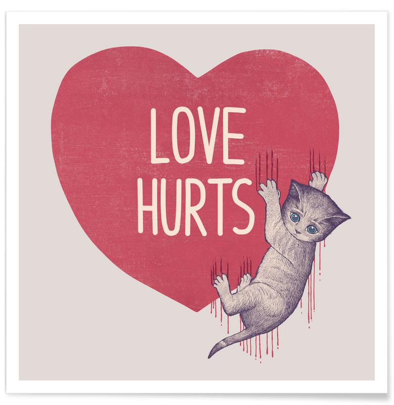 , Love Hurts Poster
