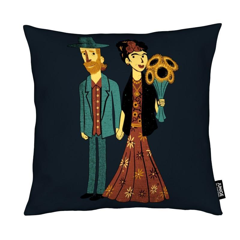Love Is Art Frida Kahlo and Van Gogh