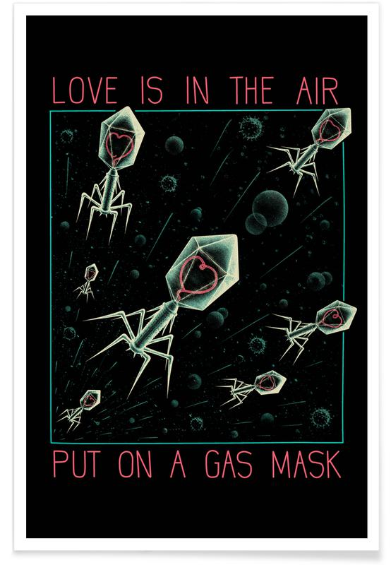 Funny, Love Is in the Air Poster