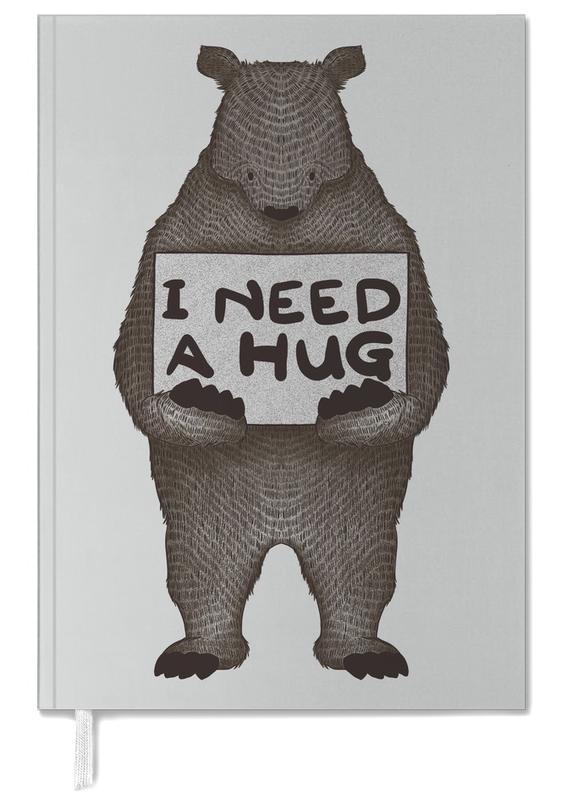 I Need a Hug agenda