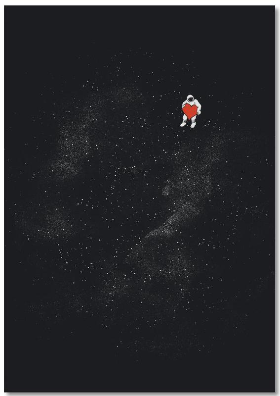 Love Space Notebook