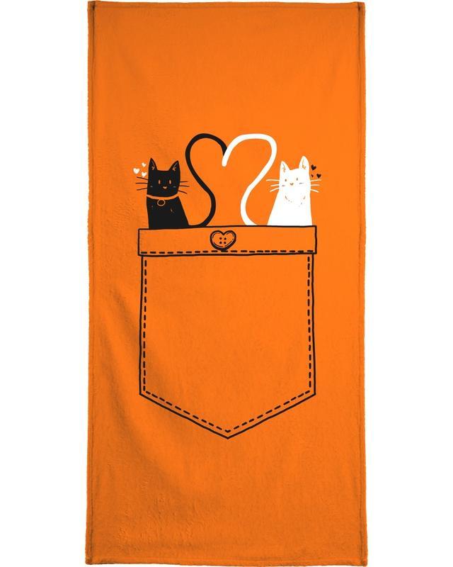 PoCats -Handtuch