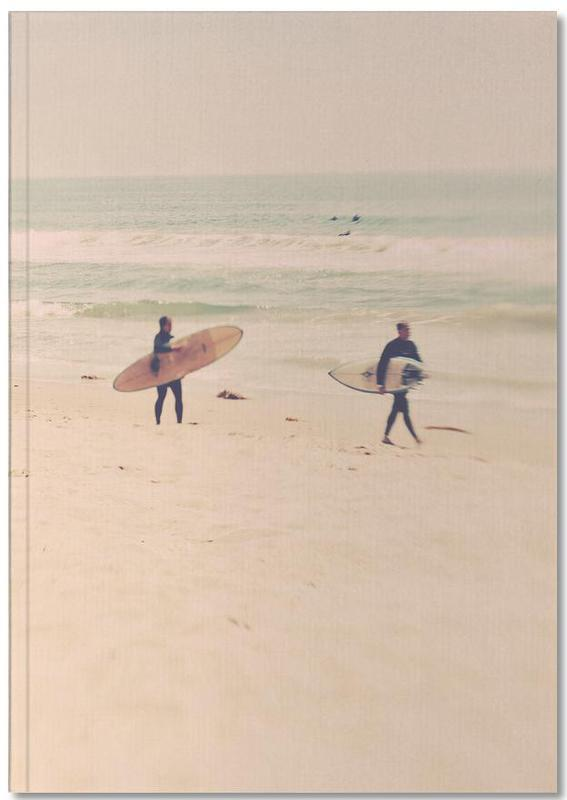 Two Surfers Notebook