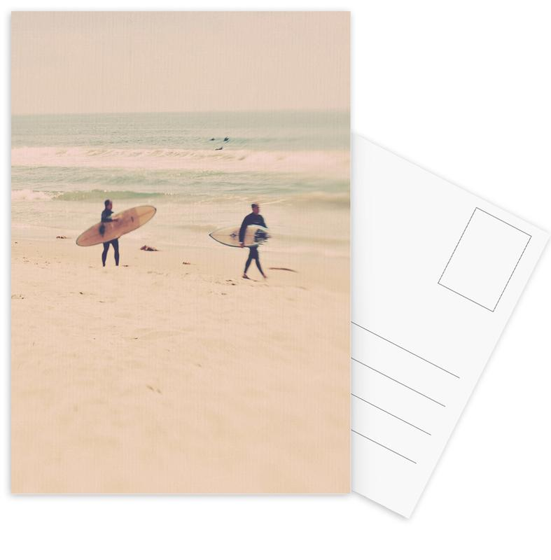 Two Surfers cartes postales