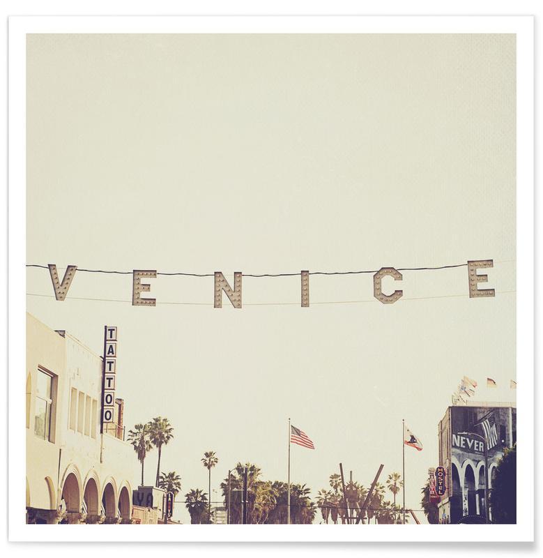 Venise, Los Angeles, Sign No.2 affiche