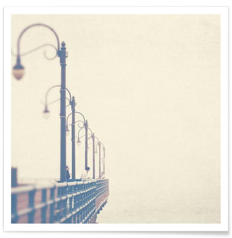 Détails architecturaux, Meet me at the pier no. 1 affiche