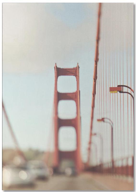 San Francisco, Bruggen, Bezienswaardigheden en monumenten, A Memory San Francisco notitieblok