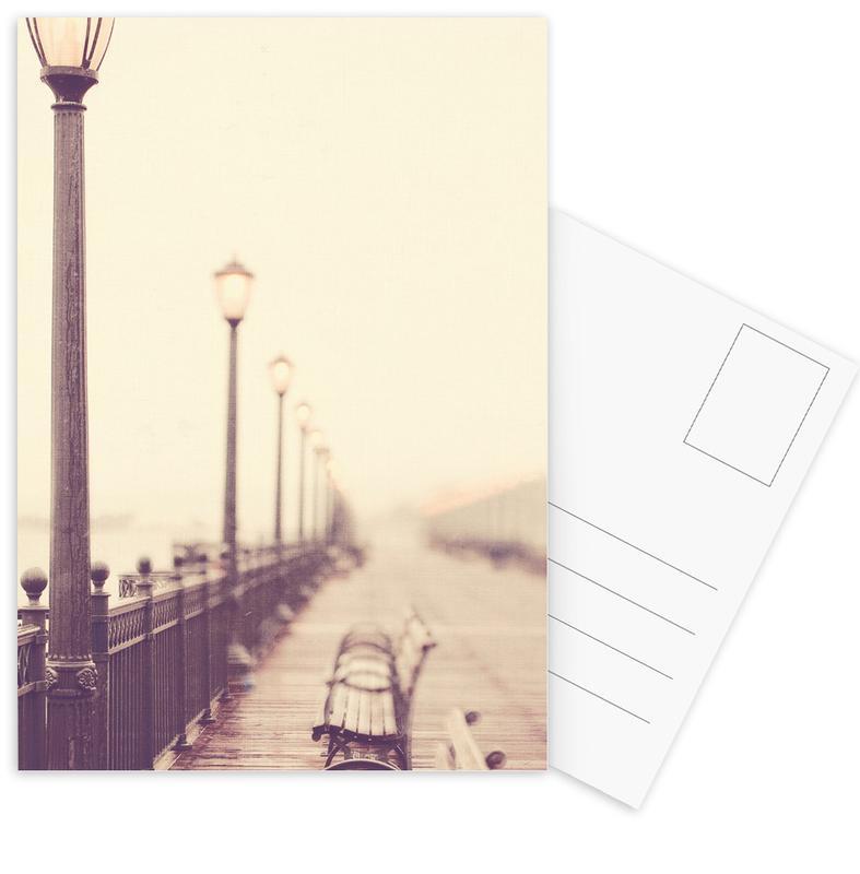 , Meet me at the Pier No. 2 ansichtkaartenset
