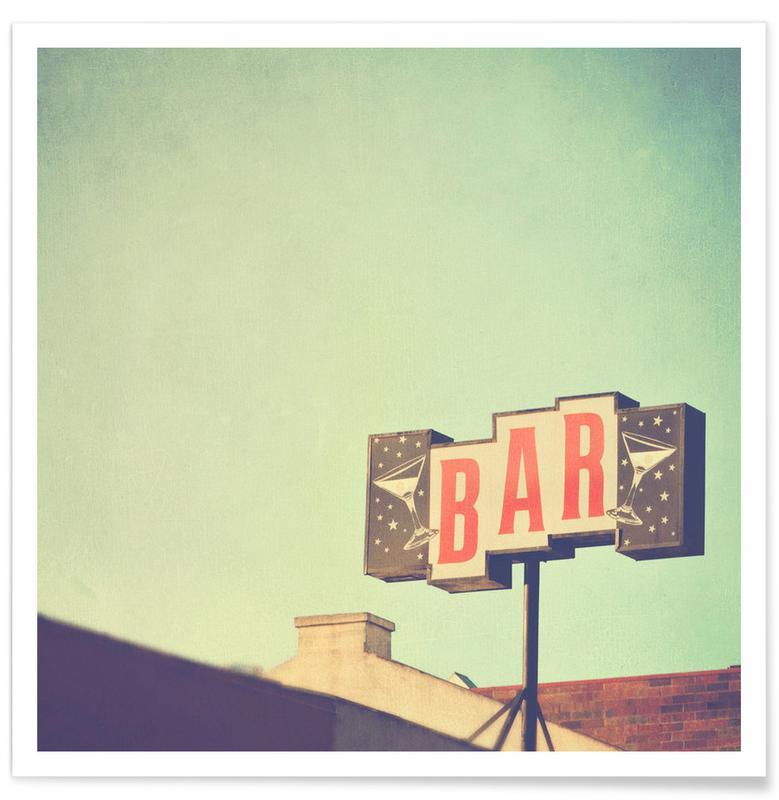 Détails architecturaux, Bar affiche