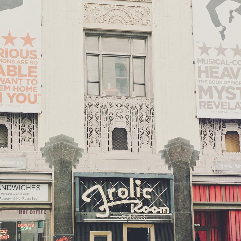 Frolic Room No.2 -Leinwandbild