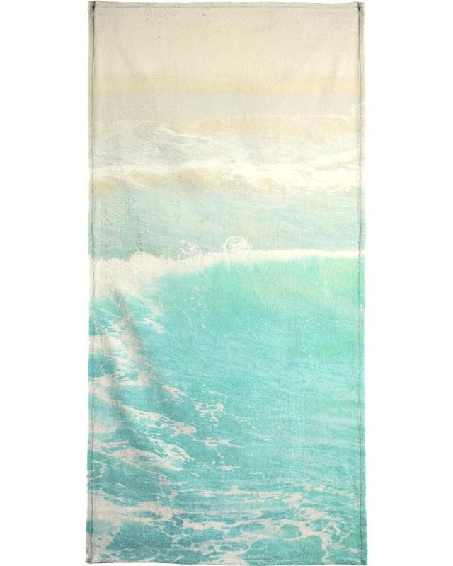 Océans, mers & lacs, Surge serviette de plage