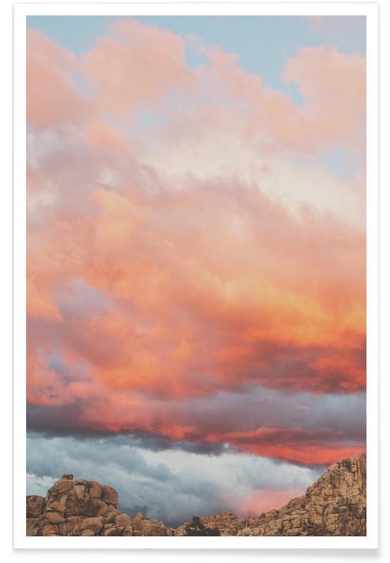 Skies & Clouds, Desert Sky No. 1 Poster