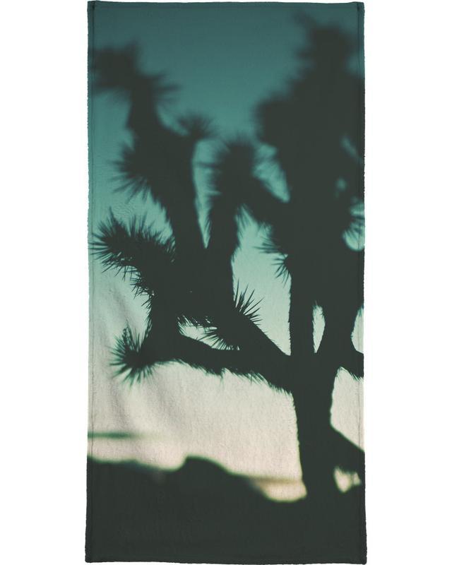 Couchers de soleil, Arbres, Last Night I Dreamt of the Desert No.1 serviette de plage