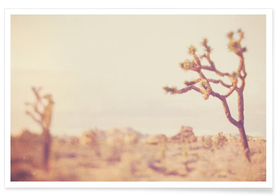 Déserts, Arbres, Last Night I Dreamt of the Desert No.4 affiche