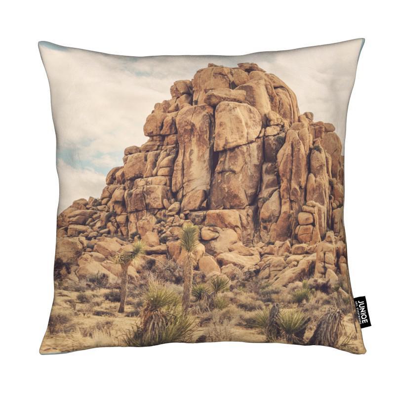 Mountains, Cacti, Deserts, Rocks