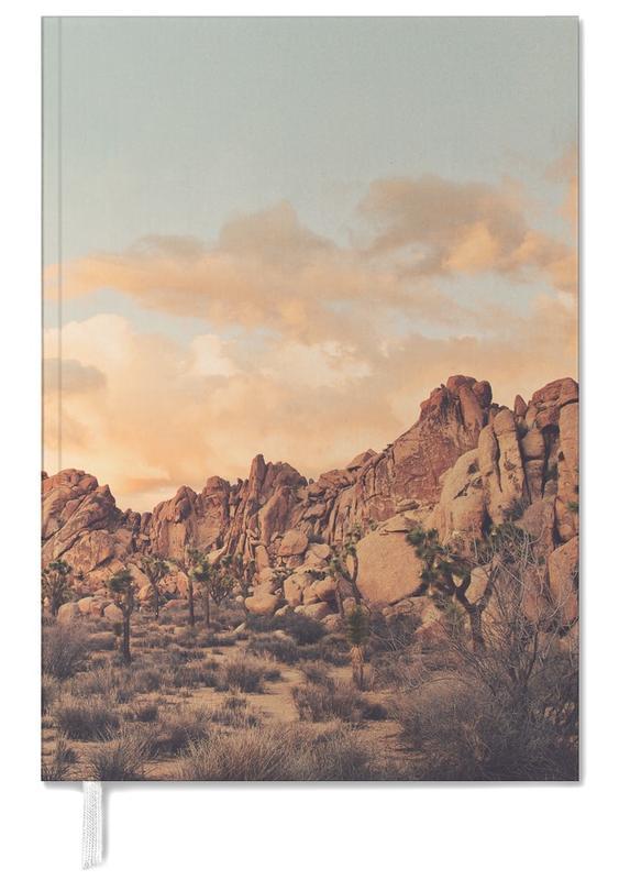 Wüsten, Berge, Sonnenuntergänge, Winter in the Desert No.2 -Terminplaner