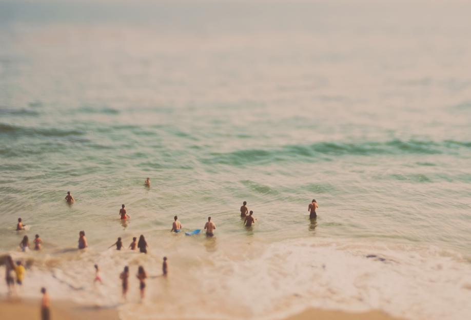 California Summer No.3 alu dibond
