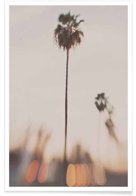 Palmen, Dusk LA -Poster