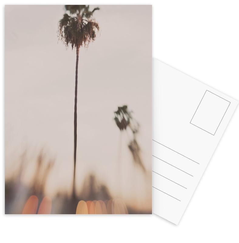 Dusk LA -Postkartenset