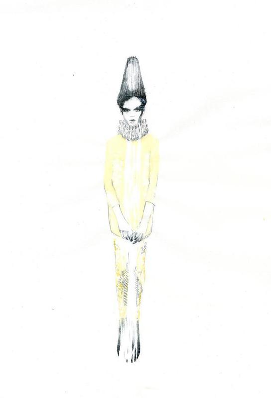 […] VI Acrylic Print