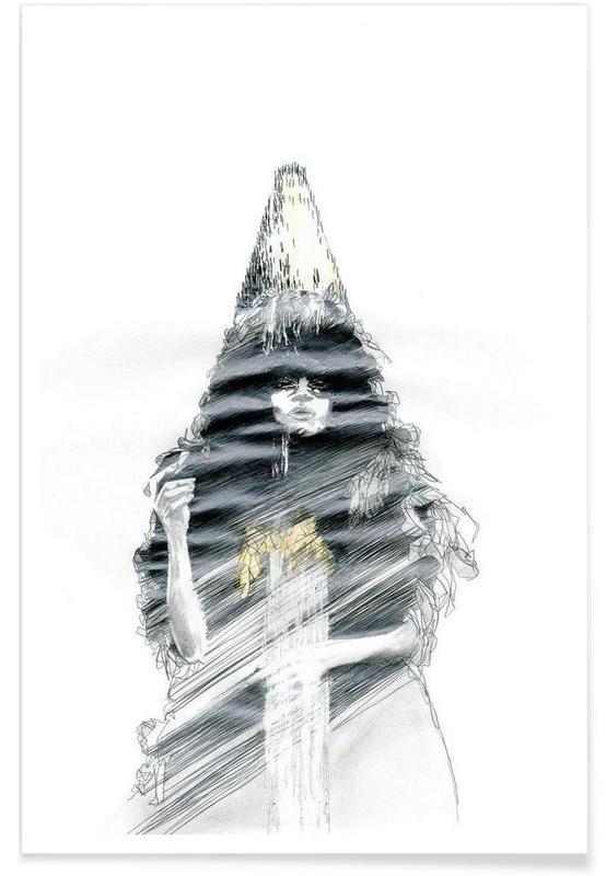 [ˈnoʊbədi] II Poster