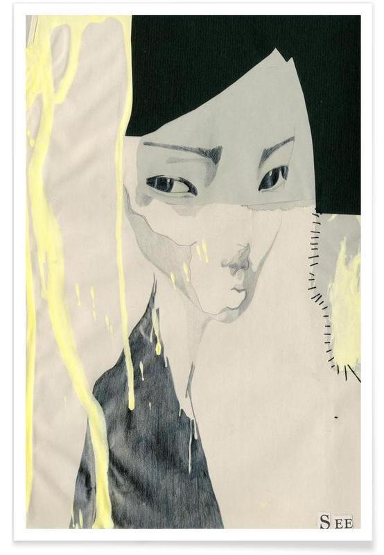 Porträts, [ˈpapa] II -Poster