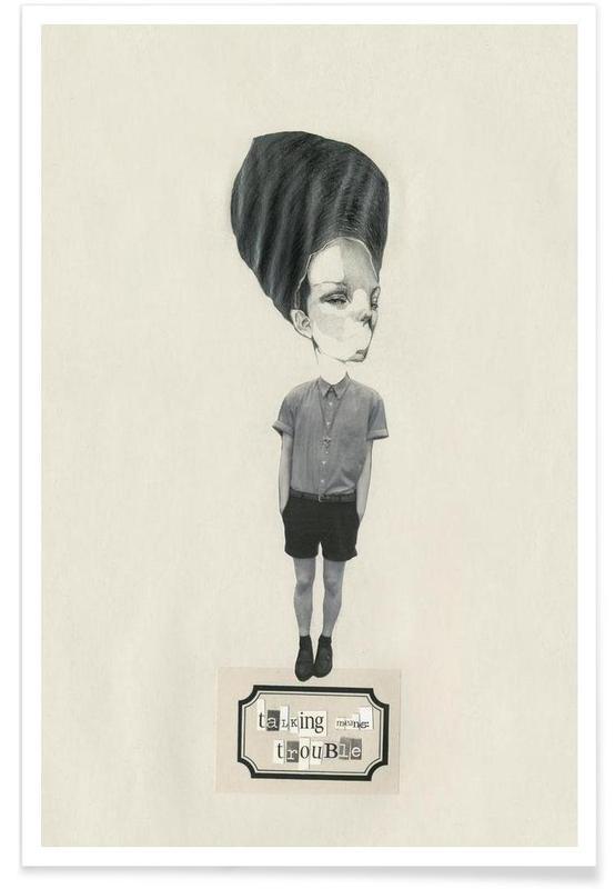 [dəʊnt] II Poster
