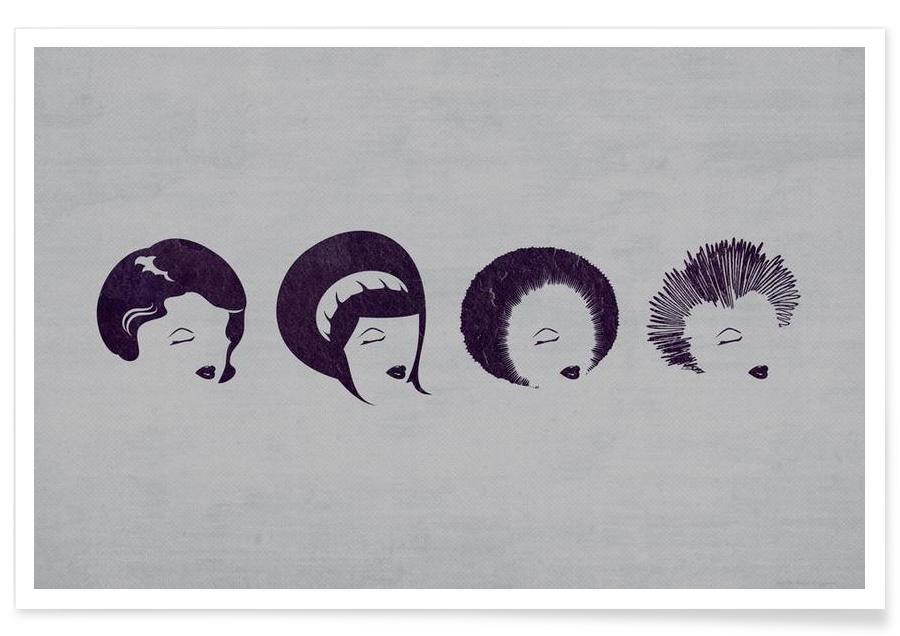 Groupes, Punky Funky affiche