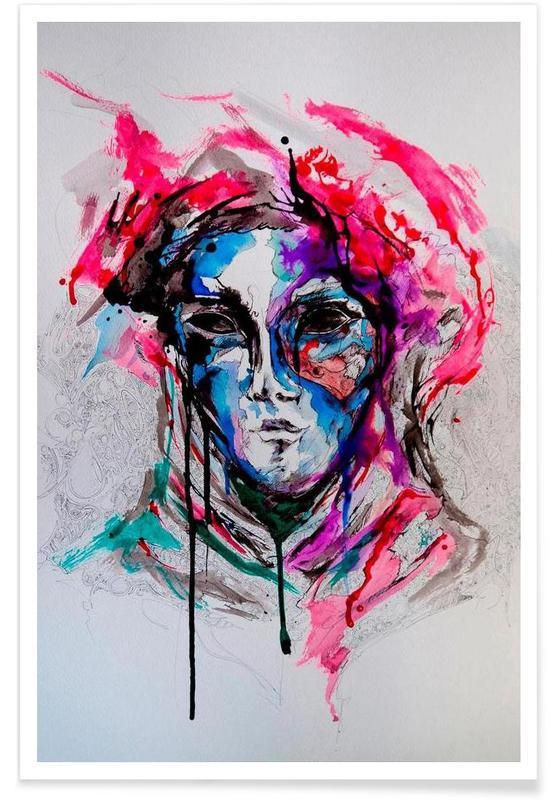 Portraits, Masq affiche