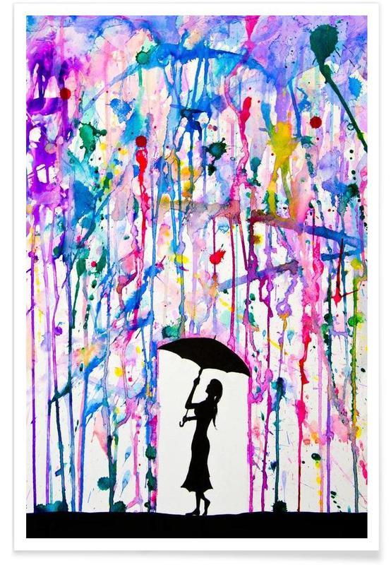 , Deluge Plakat