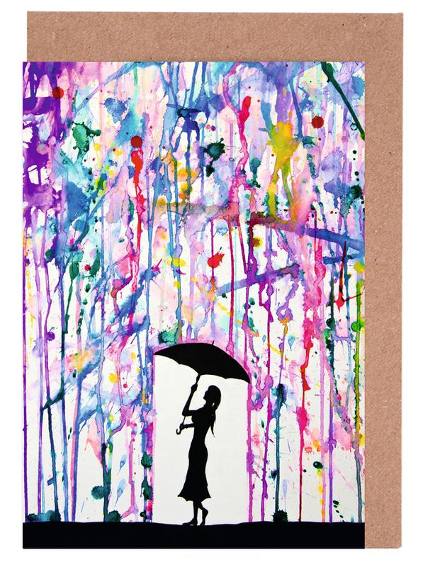Deluge Greeting Card Set