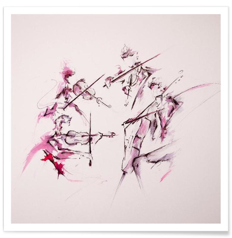 Classical, Quartet Poster