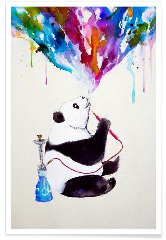 Pandas, Chai affiche