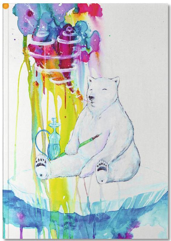 Bears, Mint Notebook