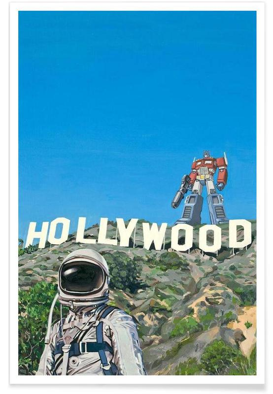 Astronautes, Hollywood Prime affiche