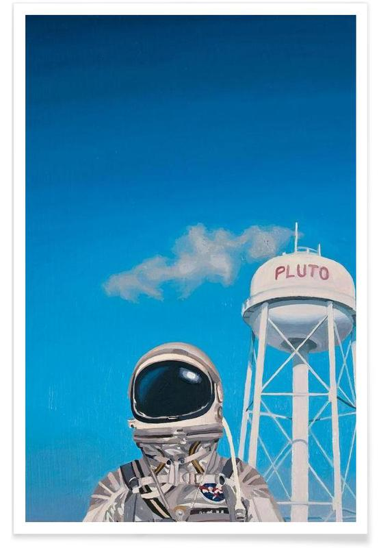 Pluto -Poster