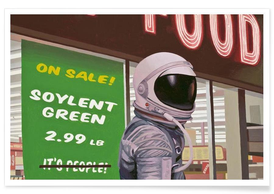 Soylent Green -Poster