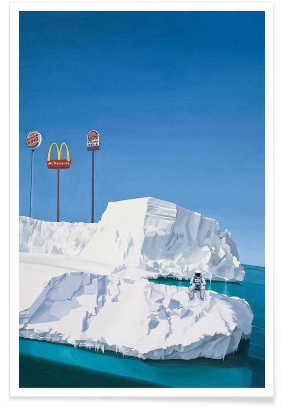 The Iceberg poster