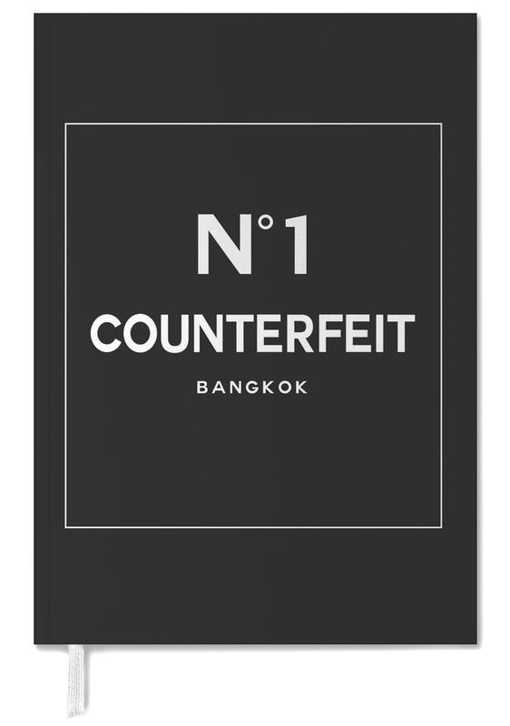 Counterfeit agenda