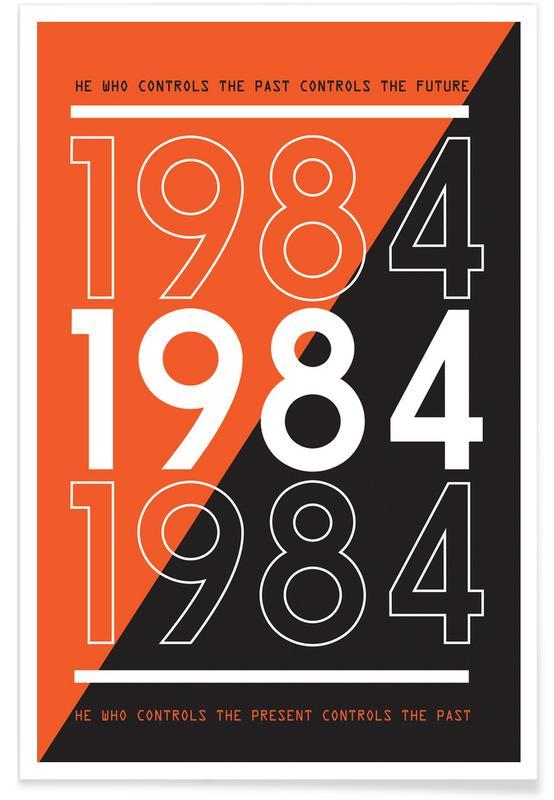 Siffror, 1984 Poster